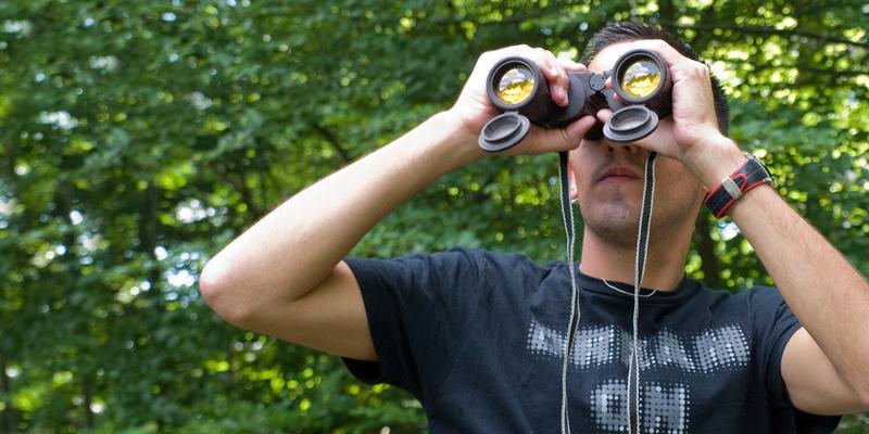 Das richtige Fernglas für die Vogelbeobachtung wählen