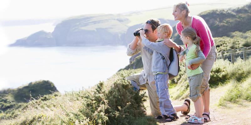 Vogelbeobachtung mit Kindern