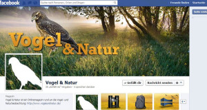 Vogel & Natur jetzt auch auf Facebook