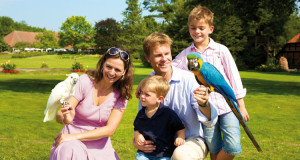 Weltvogelpark Walsrode – Artenvielfalt im größten Vogelpark der Welt