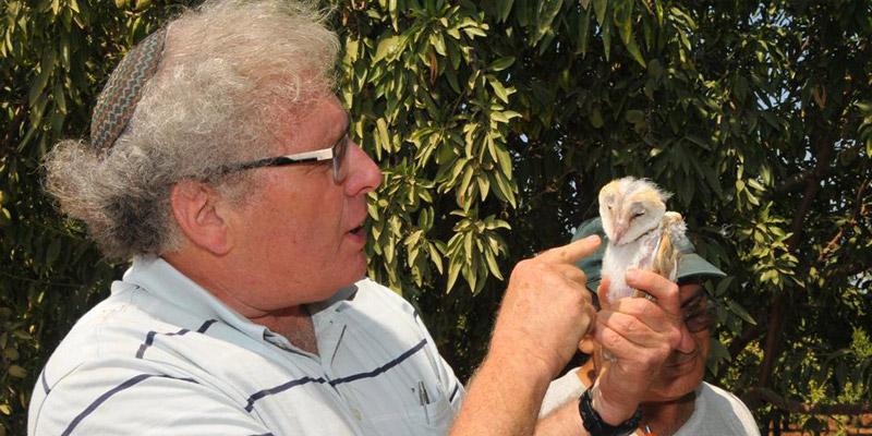 Yossi Leshem im Gespräch – Zugvögel für den Frieden in Nahost