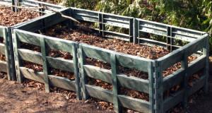 Wie man einen Komposthaufen anlegt – Recycling für den Garten