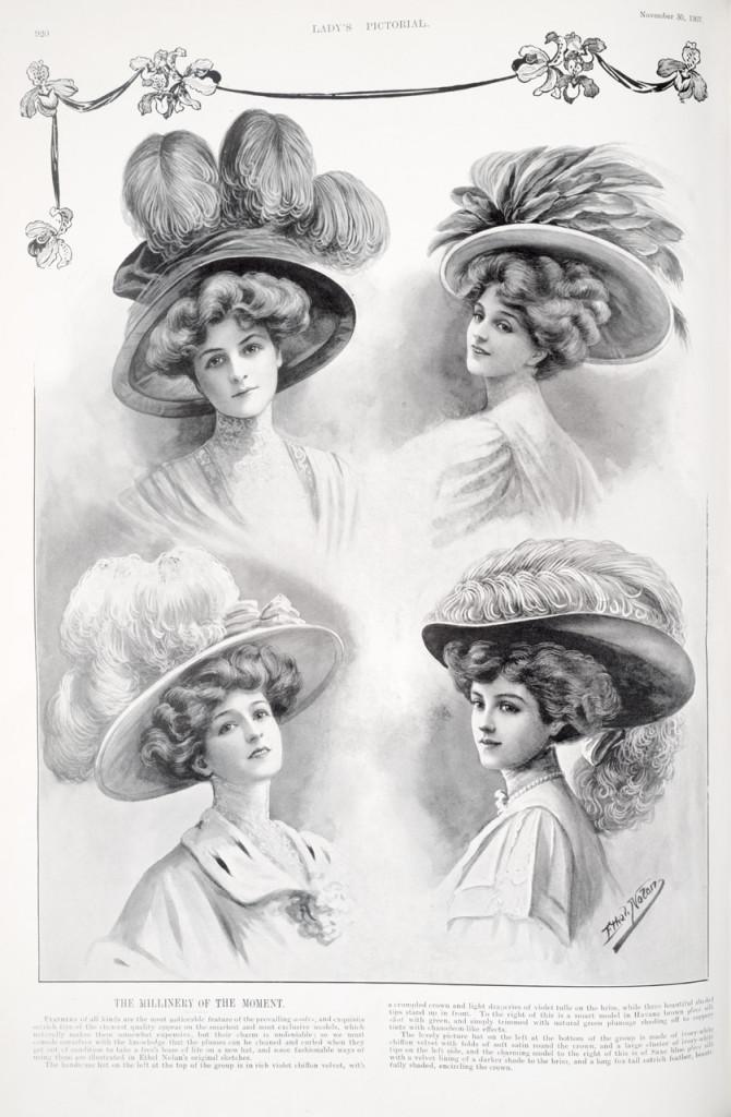 Frauenmagazin von 1907 (Foto: Special Collections Toronto Public Library, Lizenz CC BY-SA 2.0