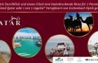 Beeindruckende Aussichten: Gewinnen Sie eine Reise nach Qatar!