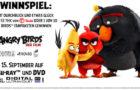 Sauer macht lustig – ANGRY BIRDS™ Gewinnspiel