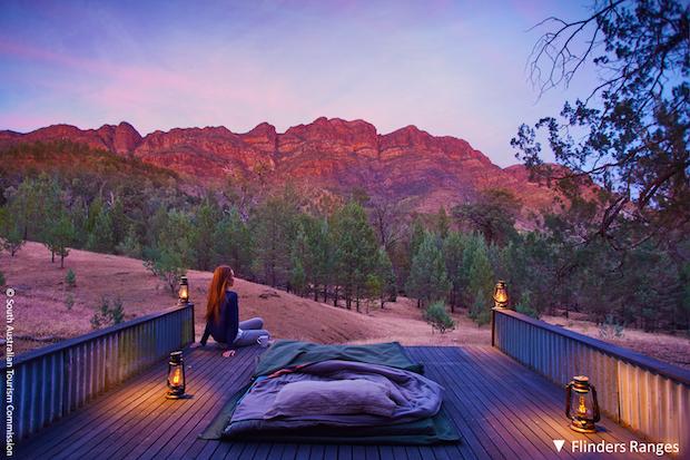 Das südaustralische Outback
