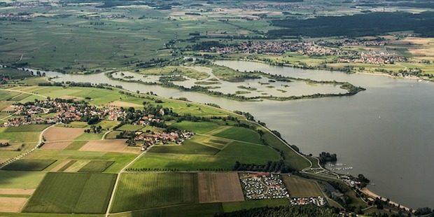Lebensraum im Wandel: Der Altmühlsee in Franken